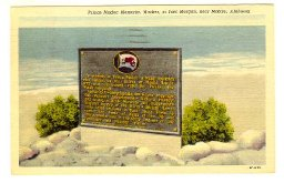 Prince Madoc Plaque Information - Alabama Welsh Society