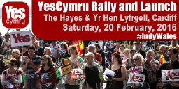 Vision for an independent Wales not crumbs of constitutional change