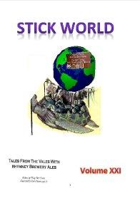 Stick World - Vol 21 The Annals of Boz