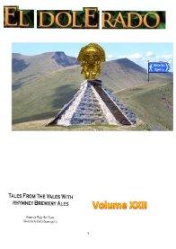 El Dole Rado - Vol 22 The Annals of Boz