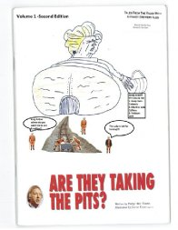 Are They Taking The Pits? - Vol 1 The Annals of Boz