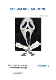 Scream Blue Merthyr - Vol 5 The Annals of Boz
