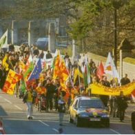 2004 first Saint David's Day Parade