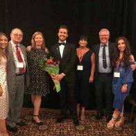 NAWF Banquet in Milwaukee 2019