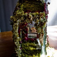 Bower Peace Fairy House front view