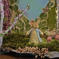 Mouse Girl's Fairy House, detail