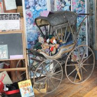 Old Toy Buggy