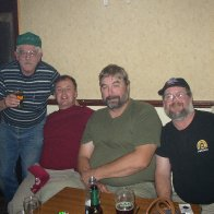 Friend s at the Griffin Inn