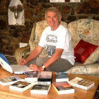 Brian and some of his novels