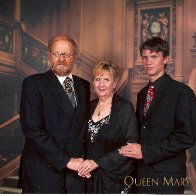 With Polly and Dafydd (2006)