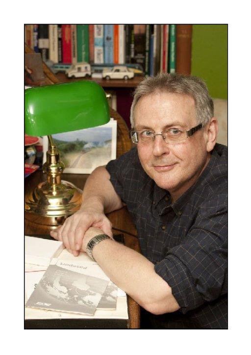 Brian Jarman