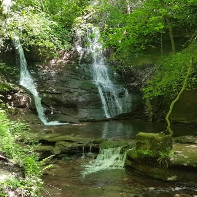 The Sound Of The Beacons - Pwll Y Wrach Waterfall Talgarth, Powys