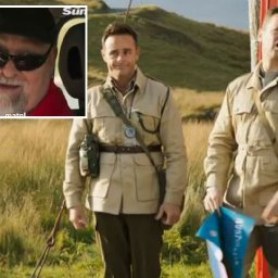 im-a-celeb-fans-confused-by-trailer-as-welsh-cabbie-has-wrong-accent