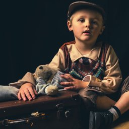 new-s4c-series-will-recreate-the-ww2-experiences-of-evacuees-in-wales