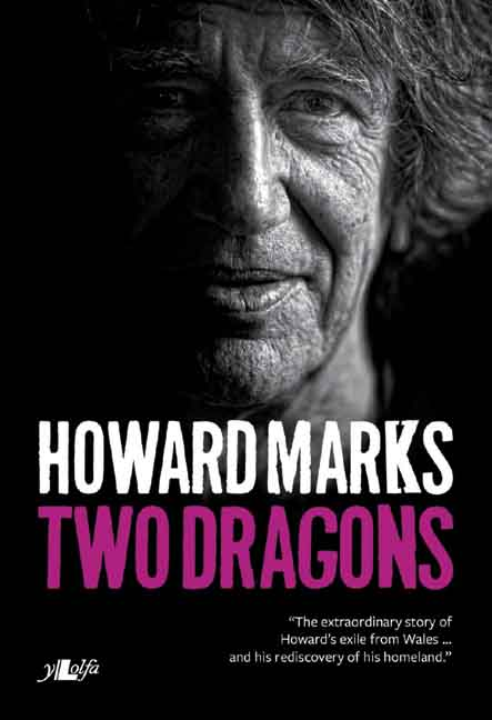 two dragons by howard marks front cover detail