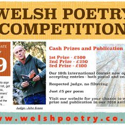 Welsh Poetry Competition 2016