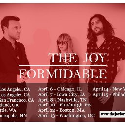'The Joy Formidable' in Chicago