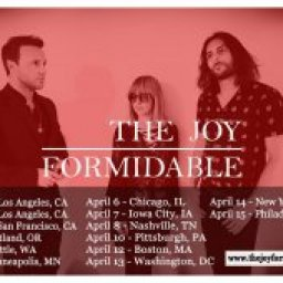 The Joy Formidable - Wonder Ballroom, Portland, Oregon