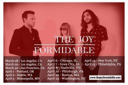The Joy Formidable in Iowa City