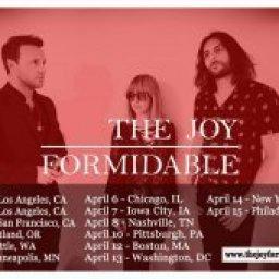 The Joy Formidable in Iowa City