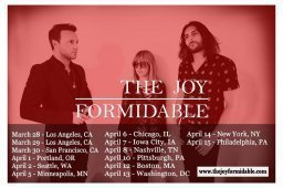 The Joy Formidable Mr Smalls Theater Millvale, PA