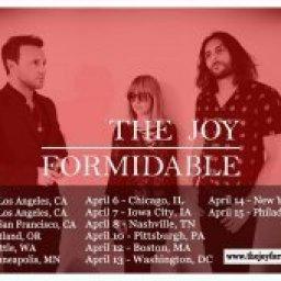 The Joy Formidable Paradise Rock Club Boston, MA, USA