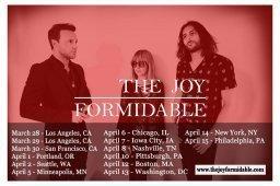 The Joy Formidable Underground Arts Philadelphia, PA