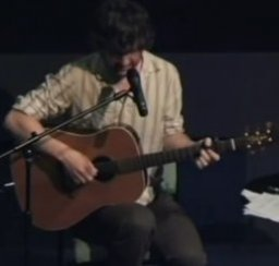 Gareth Bonello - The Gentle Good at the 28th Folk Alliance International