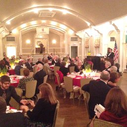 Annual Banquet for Saint David 2016 Philadelphia, PA