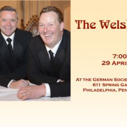 The Welsh Tenors - Philadelphia, PA