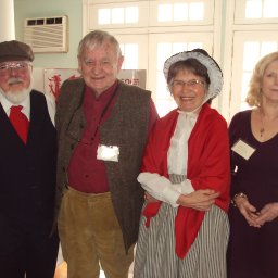 Annual St. David's Day Luncheon 2017