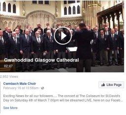 St David's Day Concert