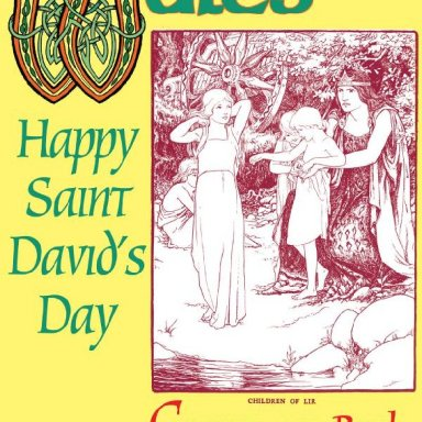 St Davids Day Mythology Quiz Questions
