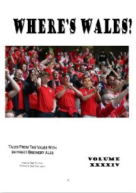 Where's Wales? - Vol 44 The Annals of Boz