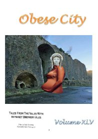 ObeseCity - Vol 45 The Annals of Boz