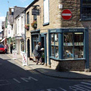 Bookshops in Hay