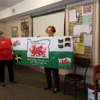 Welsh Society of Oregon Banner