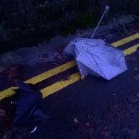 Defeated Umbrella