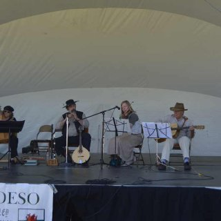 IdleWilde at the Malad Welsh Festival 2016