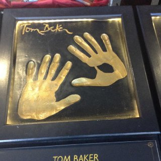 The Hands of the 4th Doctor