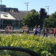 Cardiff World Naked Bike Ride Day