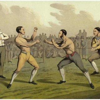 A Prize Fight