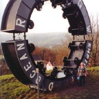 Wheel Drums, Hengoed Viaduct, South Wales