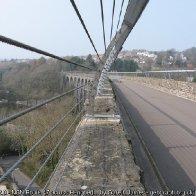 NCN Route 47 across Hengoed viaduct