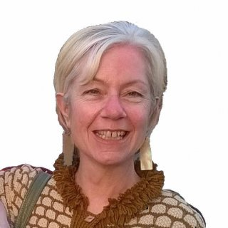 Jane Blank, author