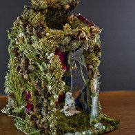 Bower Peace Fairy House side view