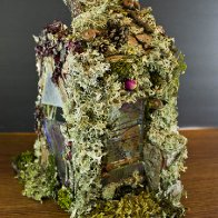 Bower Peace Fairy House rear view