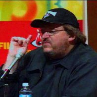 Michael Moore in Denver