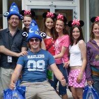 Paris 2008 at Disney World