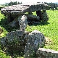 Arthur's Stone - June 2009